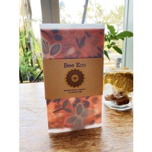 【eco わたしたちは選びます。】Bee Eco Wrap/Mサイズ|shonan-tsutayabooks