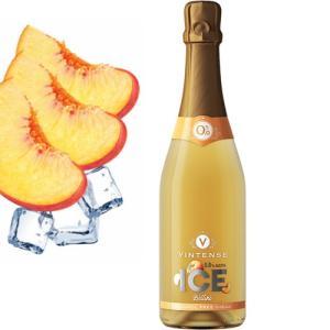 ヴィンテンスアイス ベリーニ750ml(ノンアルコールワイン+ピーチ)