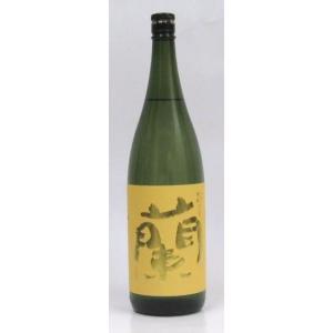 蘭 黒麹仕込み 25度 1.8L 瓶入|shooya1230