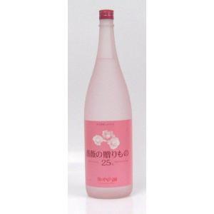 バラの贈り物 25度 1.8L 瓶入|shooya1230