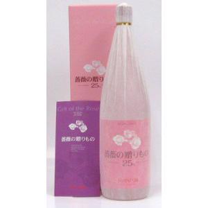 バラの贈り物 25度 1.8L 瓶入|shooya1230|02