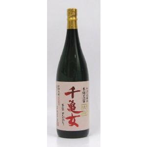 千亀女 紫芋 25度 1.8L 瓶入|shooya1230