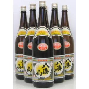 【送料無料】清酒 八海山 1.8L 1ケース(6本入り)|shooya1230