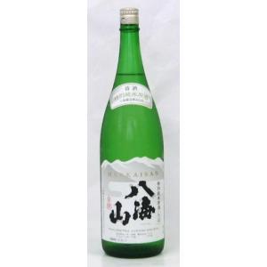 八海山 特別純米生原酒 1.8L|shooya1230