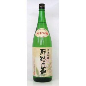 野路の菊 純米吟醸 1.8L|shooya1230