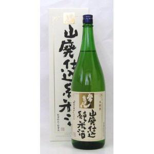 常きげん 山廃純米酒 1.8L|shooya1230