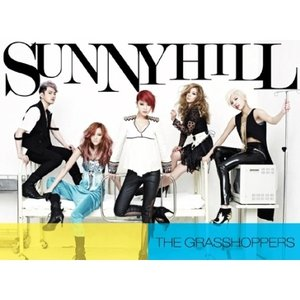 SUNNY HILL - THE GRASSHOPPERS (MAXI SINGLE)|shop-11