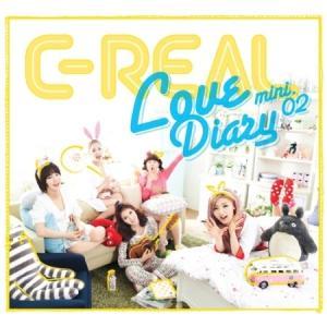 C-REAL - LOVE DIARY (MINI ALBUM)|shop-11