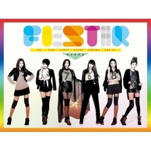 FIESTAR - VISTA (SINGLE ALBUM) shop-11