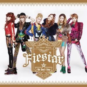 FIESTAR - WE DON'T STOP (2ND SINGLE ALBUM) shop-11
