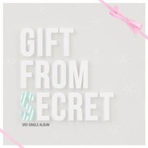 SECRET - GIFT FROM SECRET (3TH SINGLE ALBUM)|shop-11