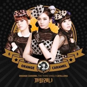 ORANGE CARAMEL - THE THIRD SINGLE CATALLENA|shop-11