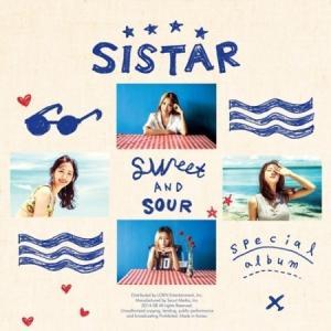SISTAR - SWEET & SOUR (SPECIAL ALBUM)|shop-11