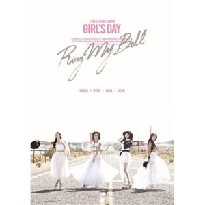 GIRLS DAY - VOL.2 [LOVE]|shop-11