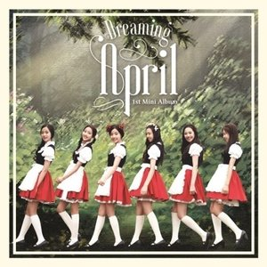 APRIL - DREAMING 1ST MINI ALBUM|shop-11