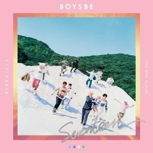 SEVENTEEN - BOYS BE (2ND MINI ALBUM) (VER.HIDE)|shop-11