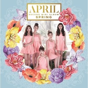 APRIL - SPRING 2ND MINI ALBUM|shop-11