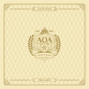 AOA - VOL.1 [ANGEL'S KNOCK] (A VER.)|shop-11