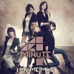 4MINUTE - I MY ME MINE (LIMITED LIVE ENERGY 'WHAT A GIRL WANTS' JAPAN B VERSION (CD + DVD)|shop-11