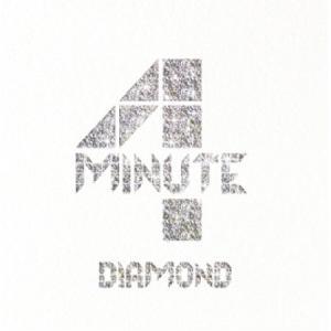 4MINUTE - DIAMOND (LIMITED JAPAN ALBUM) (CD + DVD)|shop-11