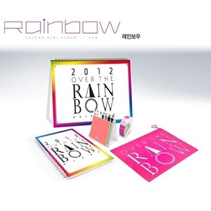 RAINBOW - 2012 SEASON GREETING|shop-11