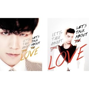SEUNG RI - LET'S TALK ABOUT LOVE (2ND MINI ALBUM)|shop-11