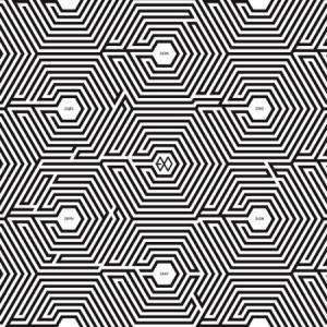 EXO-M - OVERDOSE (2ND MINI ALBUM)|shop-11