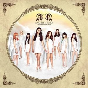 AOA - ANGELS' STORY SINGLE ALBUM|shop-11