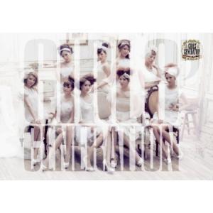SNSD JAPAN FIRST ALBUM GIRLS GENERATION (限定盤)< CD + DVD > shop-11