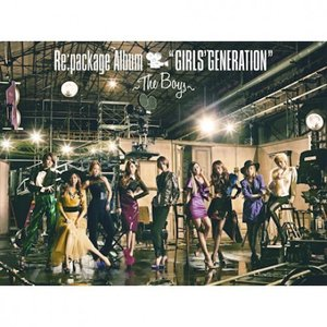 SNSD RE:PACKAGE ALBUM GIRLS GENERATION ~THE BOYS~ (JAPAN) 限定盤 shop-11