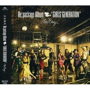GIRLS GENERATION - RE:PACKAGE ALBUM GIRLS GENERATION ~THE BOYS~(JAPAN) shop-11