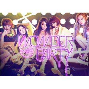 WONDER GIRLS - WONDER PARTY (MINI ALBUM)|shop-11