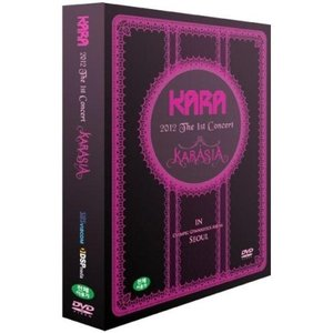 KARA - 2012 THE 1ST CONCERT KARASIA IN SEOUL LIVE (3DISC)|shop-11