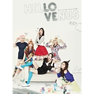 HELLOVENUS - WHAT ARE YOU DOING (2ND MINI ALBUM)|shop-11