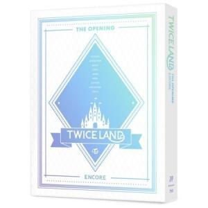 【BLU-RAY|リージョン2|日本語字幕】TWICE TWICELAND : THE OPENING [ENCORE] BLU-RAY【レビューで生写真5枚|宅配便】|shop-11