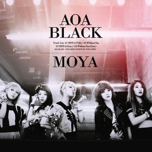 AOA - MOYA (3TH SINGLE ALBUM)|shop-11