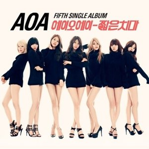 AOA - SHORT SKIRTS (4TH SINGLE ALBUM)|shop-11