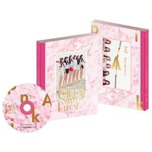 A-PINK - GIRL'S SWEET REPOSE PHOTO BOOK|shop-11
