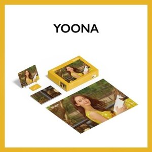 YOONA - PUZZLE PACKAGE [SM ARTIST PUZZLE PACKAGE CHAPTER 2]【レビューで生写真5枚|宅配便】|shop-11