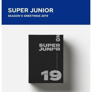 SUPER JUNIOR 2019 SEASONS GREETINGS スーパージュニア 2019年 カレンダー【レビューで生写真5枚】【送料無料】 shop-11