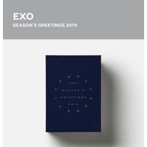 EXO 2019 SEASONS GREETINGS エクソー 2019年 カレンダー【レビューで生写真5枚】【送料無料】 shop-11