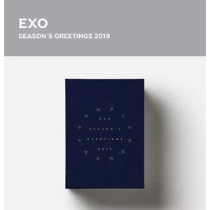EXO 2019 SEASONS GREETINGS エクソー 2019年 カレンダー【レビュー生写真5枚】【宅配便】 shop-11