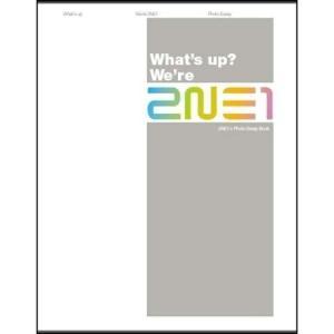2NE1 - WHAT'S UP WE'RE 2NE1 shop-11