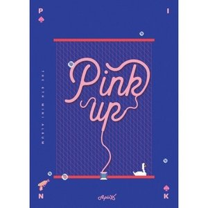 【VER選択|和訳】A-PINK PINK UP 6TH MINI ALBUM エイピンク ピンクアップ 6集 ミニ アルバム【レビューで生写真5枚|送料無料】|shop-11