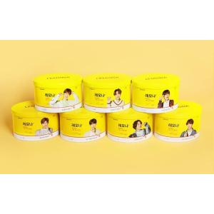 【VER選択】BTS × LEMONA VITAMIN ハート缶 (60包) 防弾少年団 バンタン ...