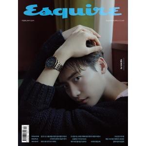 【先予約】2019年 2月号 ESQUIRE LEE JONG SUK 画報インタビュー 韓国 雑誌 マガジン Korean Magazine|shop-11