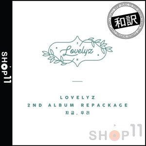 【TITLE和訳】LOVELYZ WE NOW 2ND REPACKAGE ラブリズ 2集 リパッケージ アルバム 今、私達【宅配便|安心国内発送】|shop-11