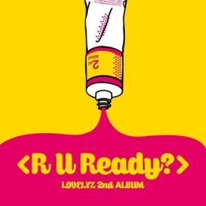 LOVELYZ R U READY 2ND ALBUM ラブリズ 正規 2集 アルバム 【先着ポスター丸め|レビューで生写真5枚|宅配便】|shop-11