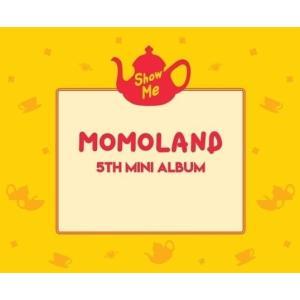MOMOLAND SHOW ME 5TH MINI ALBUM モモランド 5集 ミニ【レビューで生写真5枚|送料無料】【チャート直反映店】|shop-11