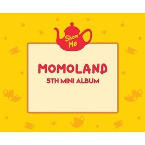 MOMOLAND SHOW ME 5TH MINI ALBUM モモランド 5集 ミニ【レビューで生写真5枚|宅配便】【チャート直反映店】|shop-11
